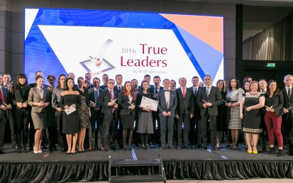 FILDAS Trading si CATENA HYGEIA - TRUE LEADERS by ICAP Romania!