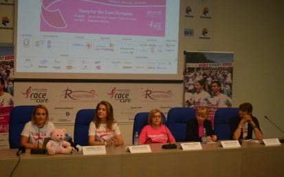 Catena, sponsor Happy Run - Race for the Cure 2018