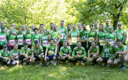 Catena Racing Team la OMV Petrom Bucharest HALF MARATHON