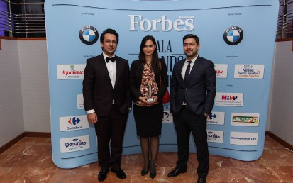 Catena premiata la Gala Brands for Kids by Forbes 2016