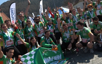 Catena Racing Team din nou la Semimaraton Brasov Intersport